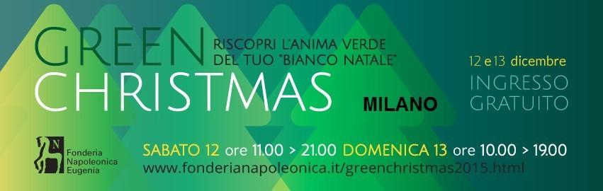Green Christmas 2015